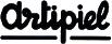 Logotipo Artipiel