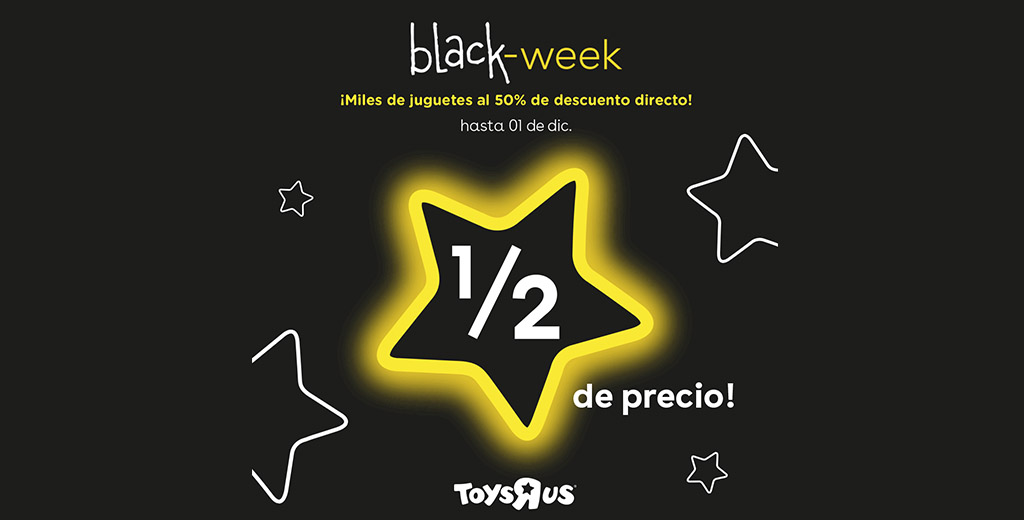 BLACK FRIDAY - toys R Us