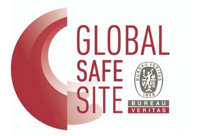 certificación Global Safe Site de Bureau Veritas