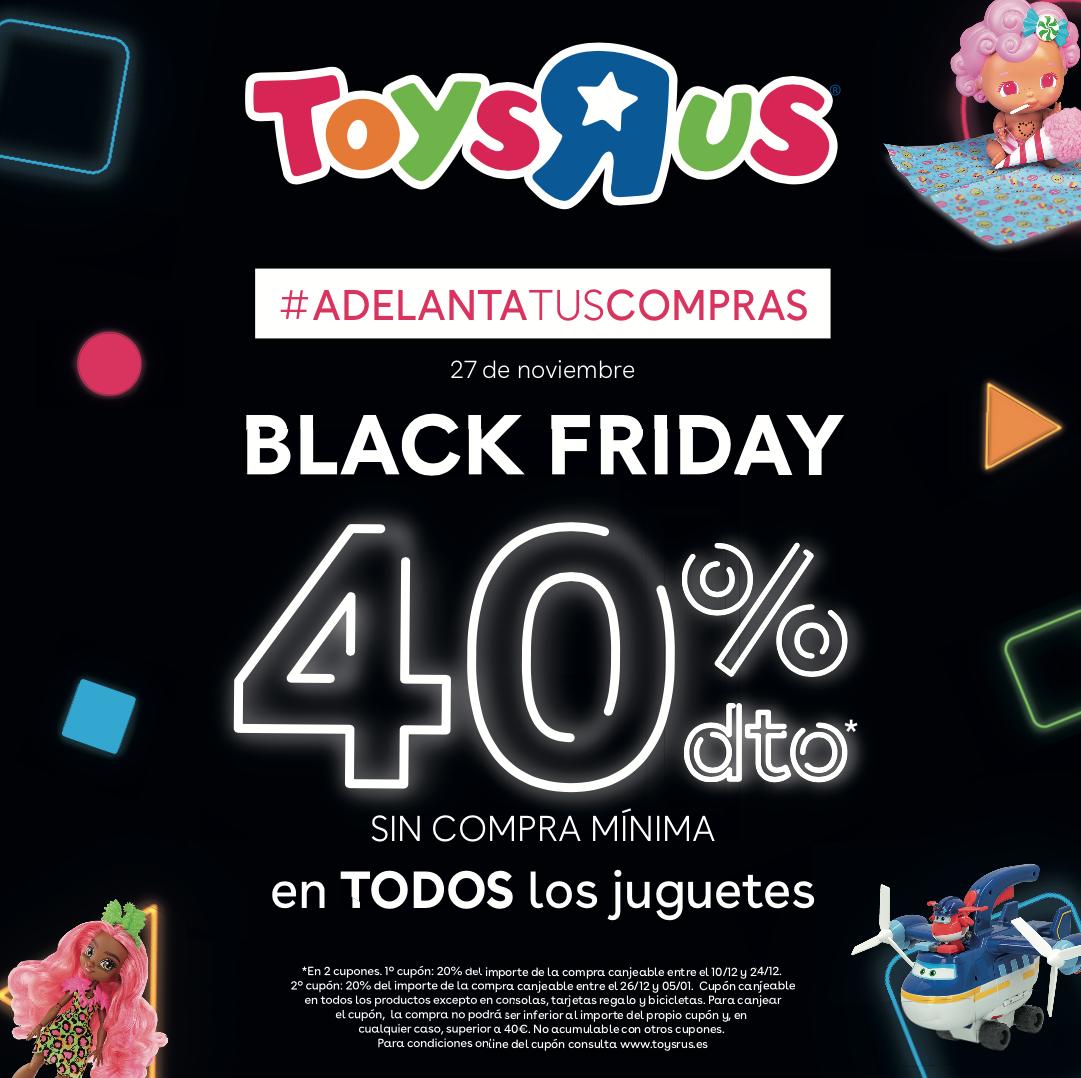 ToysRUs - Black Friday
