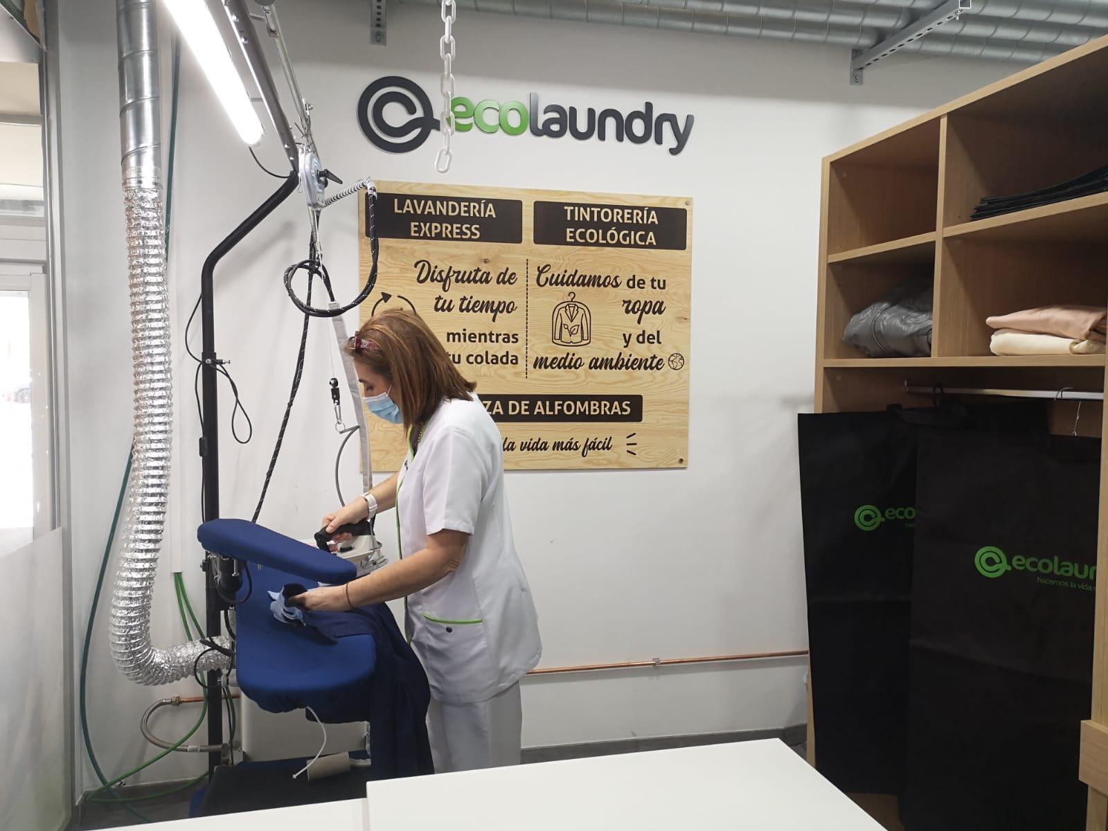 Ecolaundry lavanderia ecologica